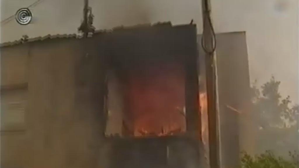 דיסק 27 - השריפה הגדולה