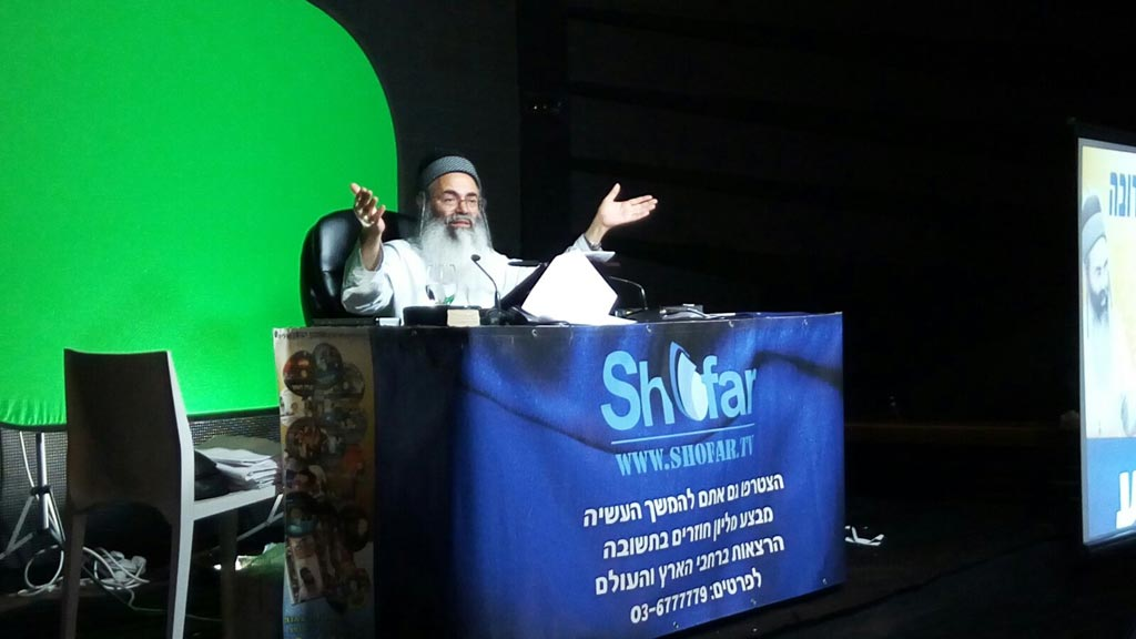 באר שבע - היסורים מעמידים את עם ישראל