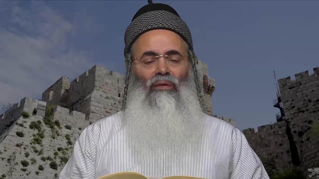 ספור תחילת המצור על ירושלים וסיבותיו.... - חלק א